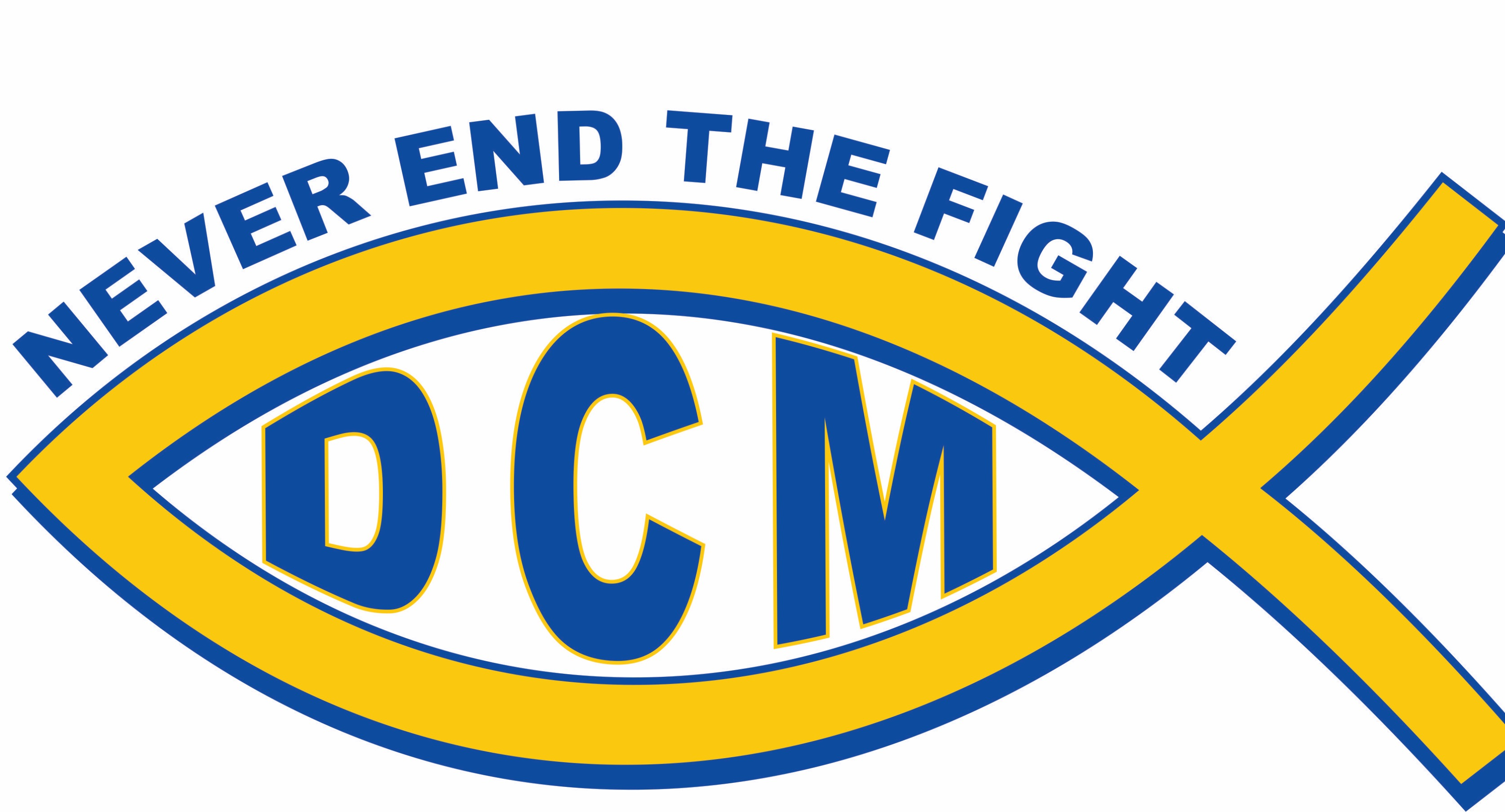 Never End The Fight DCM